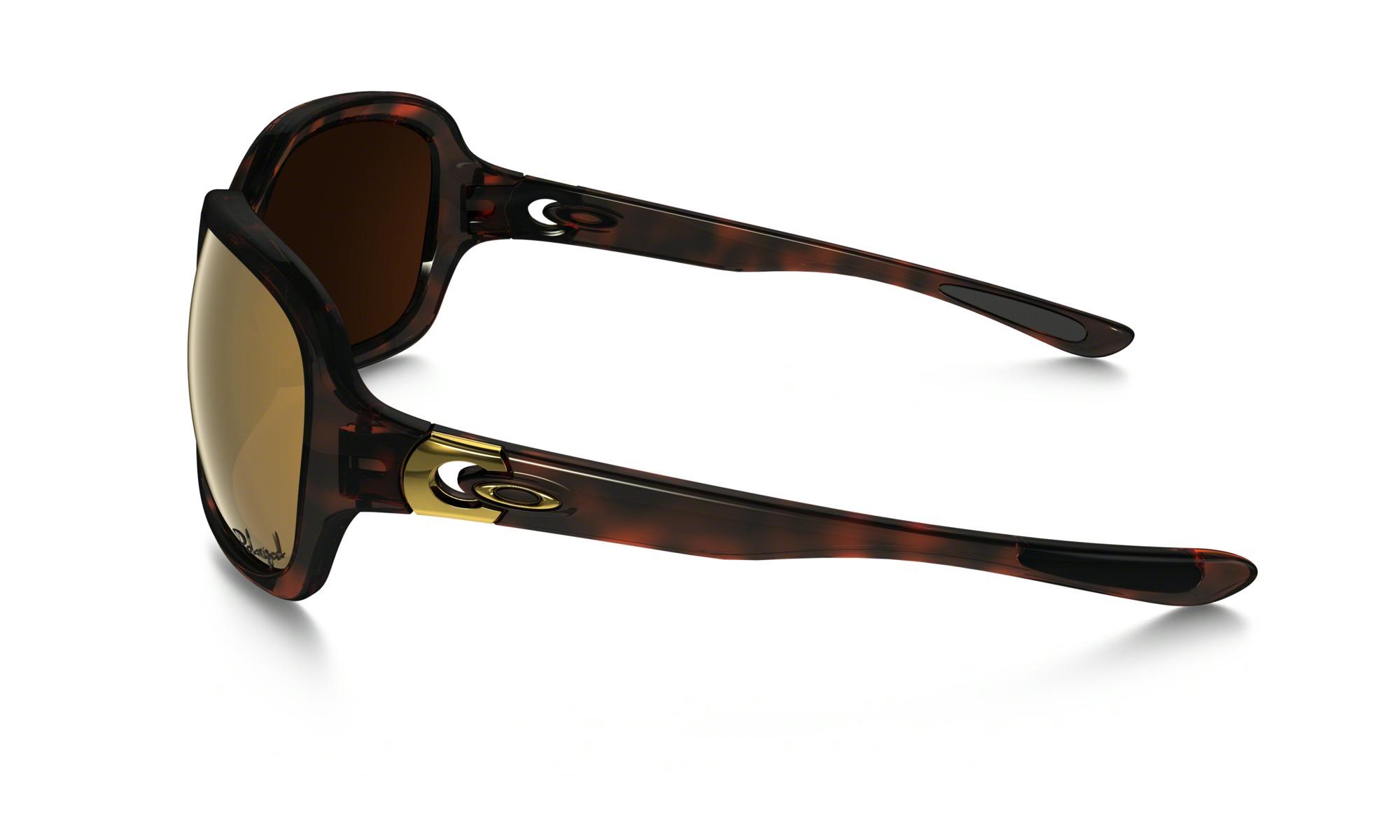 097363018d Oakley Pulse Polarized in Tortoise Brown Gradient Polarized